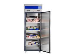 Холодильный шкаф abat шхс-0,5-01 нерж.,в/агр.