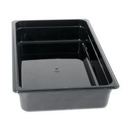 Контейнер поликарбонат cambro 1/1 н6,5см 12cw black
