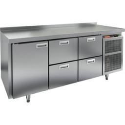 Стол с охлажд.шкафом hicold gn122/tn