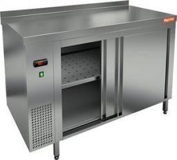 Стол с тепловым шкафом hicold ts430 14 gn