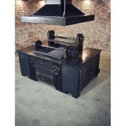 Мангал угольный grill master умб(2) 11309