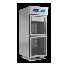 Шкаф холодильный irinox cp one ru дв.стекло/выносной агрегат