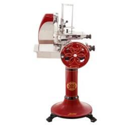Слайсер berkel flywheel (volano) b116 на подставке красный