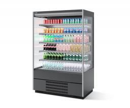 Витрина холодильная berg 100 ral7016