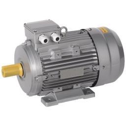 Электродвигатель асинхронный 3ф. 1,5кВт 1500об/мин 80B4 380В (лапы) АИР