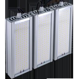 Уличный консольный светодиодный светильник 144Вт 4000К IP67 20160Лм (VRN-UNE-144T-G40K67-K)