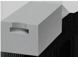 Стройкомплекс 625х250х300 плотность D400 прочность B2.5