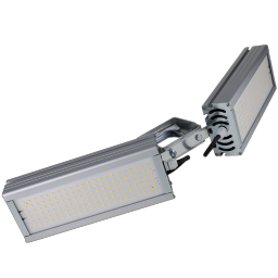Уличный универсальный светодиодный светильник Галочка 96Вт 4000К IP67 13440Лм (VRN-UNE-96D-G40K67-UV)