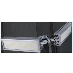 Уличный универсальный светодиодный светильник Галочка 124Вт 4000К IP67 17360Лм (VRN-UNE-124D-G40K67-UV)