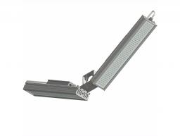 Уличный универсальный светодиодный светильник Галочка 192Вт 4000К IP67 26880Лм (VRN-UNE-192D-G40K67-UV)