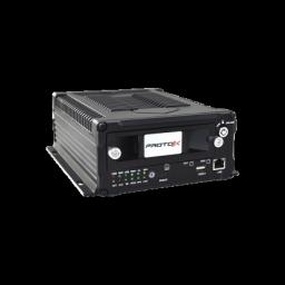 PTX-ВИЗИР2-8H1 Автомобильный восьмиканальный встраиваемый AHD видеорегистратор с поддержкой двух HDD и карты памяти SD. Создан для обеспечения безопасности автовладельца и его автомобиля.