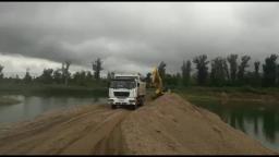 ПГС на бетон с доставкой в Уфе