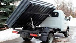 Газель вывоз строительного мусора