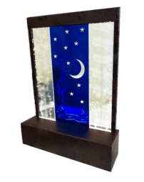 Интерактивная панель «Лунная ночь»