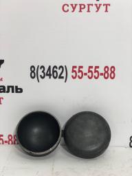 Заглушка элиптическая Ду76*4