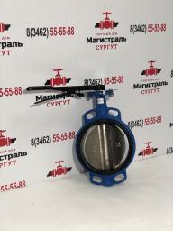 Затвор дисковый поворотный, Ру16 150