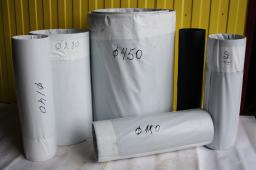 Муфта терма, терма-лента 450*2.0, компоненты ППУ, Терма ЛКА 450*100 д=325/500 мм