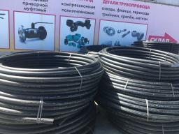 Пластиковая труба ПЭ 100 SDR13,6 PN 12,5 3 мм