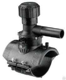 Седелка поворотная электросварная ПЭ100 SDR11 315-355х063 мм