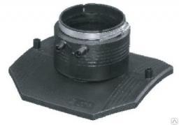 Седелочный отвод ПЭ100 SDR11 400-450х110 мм