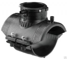 Седелочный отвод ПЭ100 SDR11 400х063 мм