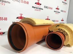 Скорлупа ППУ, д=530, толщина 60 мм
