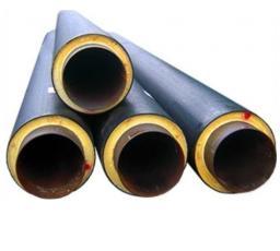 Стальная труба в ППУ изоляции в ПЭ оболочке д=89х3,5/180 мм