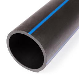 Труба полиэтиленовая ПНД ПЭ 100 SDR 21 ду 160*7,7