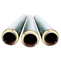 Труба ППУ ПЭ бесшовная труба сталь 09Г2С д=89х3,5/160 мм
