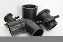Фитинги, отводы, переходы SDR, ПНД, детали трубопровода