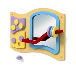 Дидактическая панель «Игровой дуэт занимательный»