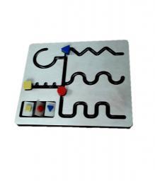 Игра-лабиринт «Умные тропинки»