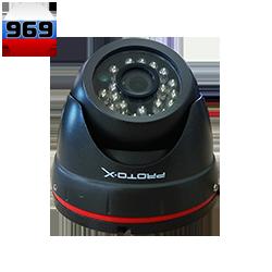 Proto IP-Z11B-OH10F28IR Антивандальная видеокамера
