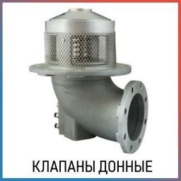 Ручной донный клапан