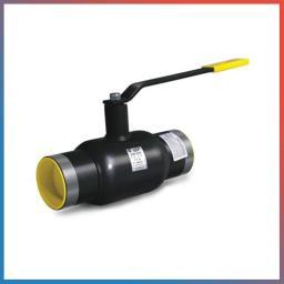 Кран шаровой Energy Ду 400 Ру16 LD КШЦПР Energy.400.016.П/П.03