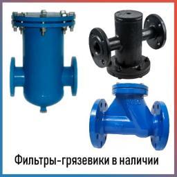 Фильтр сетчатый Genebre 3302 09 ду50 ру16 резьбовой латунный