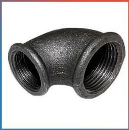 Угольник чугунный муфта-штуцер Ду 25 (1
