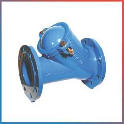 Клапан шаровый Dendor 012F 40-400 мм