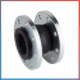 Вставка гибкая (компенсатор) Tis N315 Ду200 Ру10 фланцевая резиновая