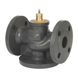 Клапан запорно-регулирующий КЗР 25ч945п Ду100 Ру16 ST0.1