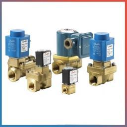 Клапан электромагнитный запорный Клапан СВМГ Ду25