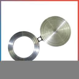 Кольцо заглушка поворотная для газопровода
