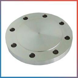 Заглушка стальная фланцевая 100 10 (16) атмосфер