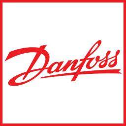 Клапан латунный Danfoss 223 Ду20 наружная резьба 149B2891