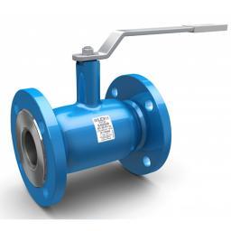 Кран шаровый LD фланцевый ду 40 ру 40 КШЦФ 040.040.02 стальной ст. 20