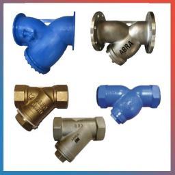 Фильтр сетчатый фланцевый чугунный ABRA-YF-3016-D100