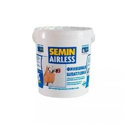 SEMIN AIRLESS (CLASSIC, white cover) / АИРЛЕСС (КЛАССИК, белая крышка)25кг