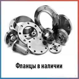Фланец стальной, литой, плоский, приварной Ру16 ду 350