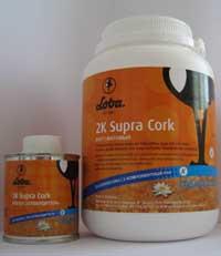 Лак для пробки Lobadur 2K Supra Cork (1л)