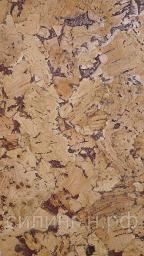 Пробковое покрытие для стен Corksribas Condor Brown